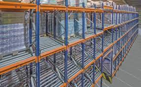 estanterias industriales segunda mano