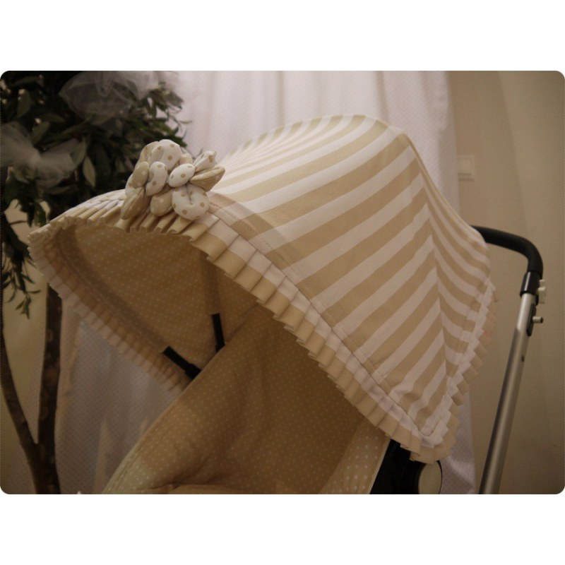 Luce tu Bugaboo con vestiduras personalizadas