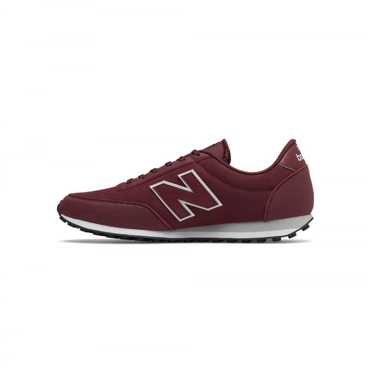 Zapatillas NEW BALANCE GRANATE ideales para un estilo casual