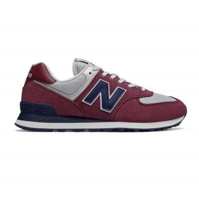 Escoge tus zapatillas NEW BALANCE GRANATE online