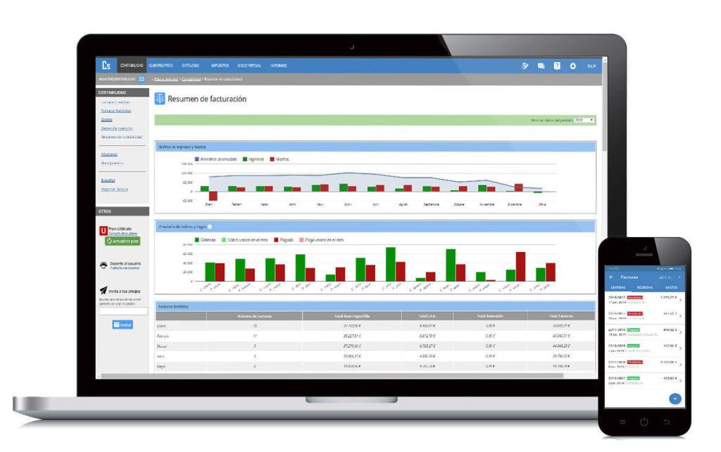 beneficios del programa de contabilidad autonoma