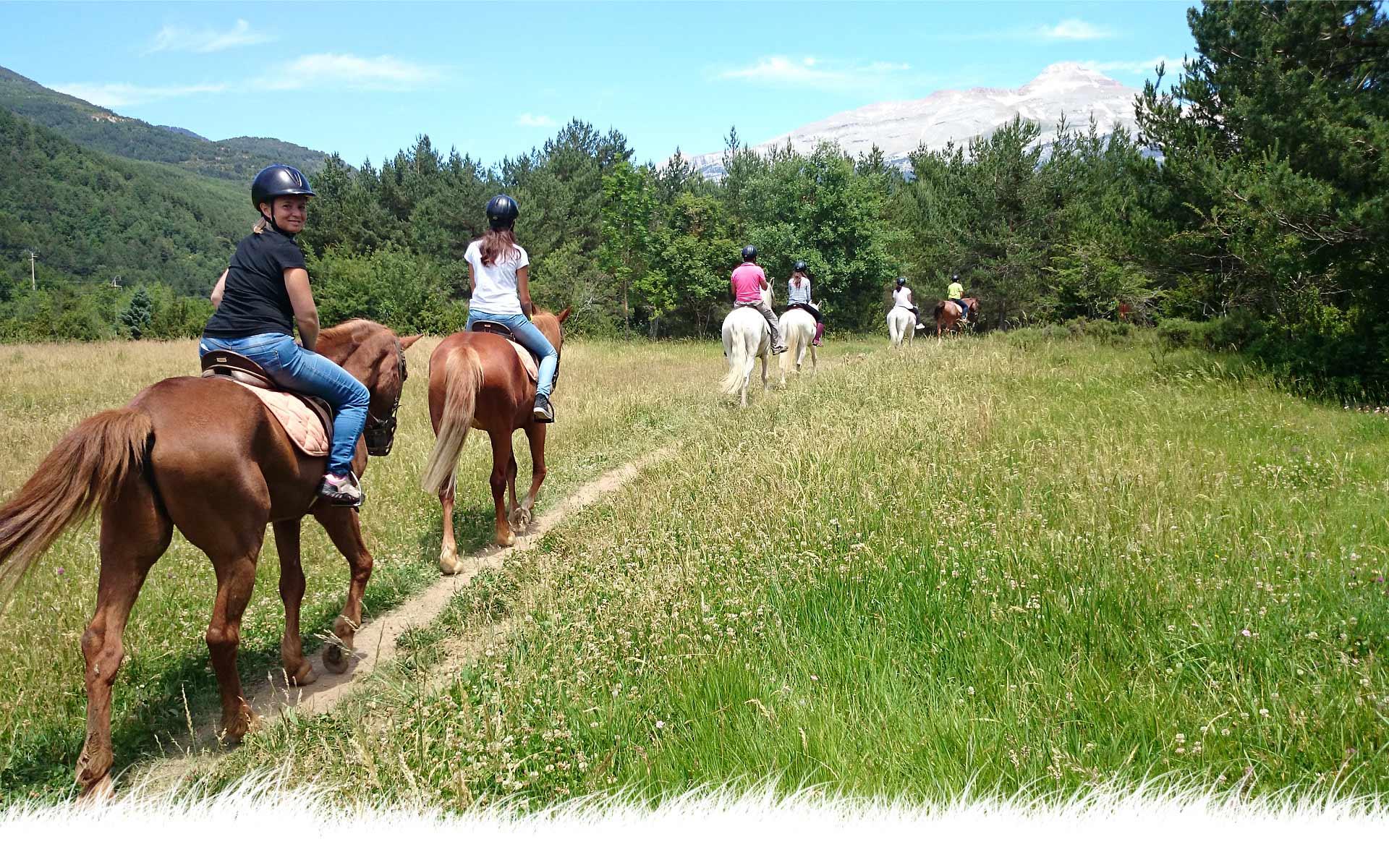 Sobre el coronavirus y los paseos a caballo
